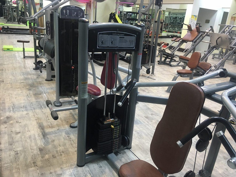 Fitness club for women mashhad  (1)