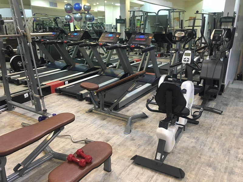 Fitness club for women mashhad  (13)