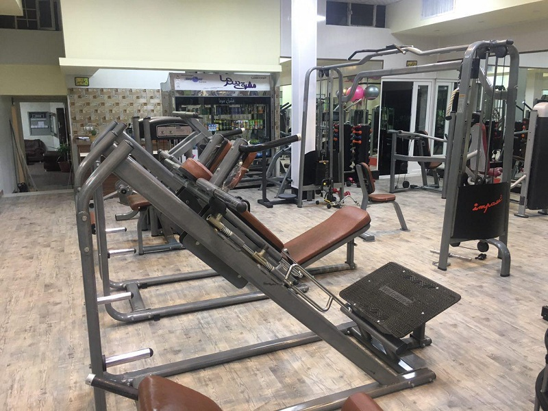 Fitness club for women mashhad  (3)