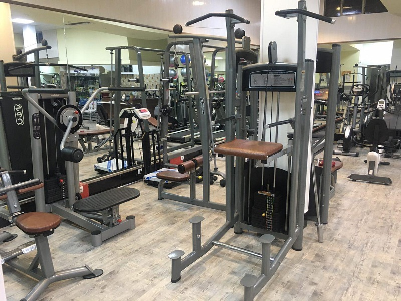 Fitness club for women mashhad  (4)