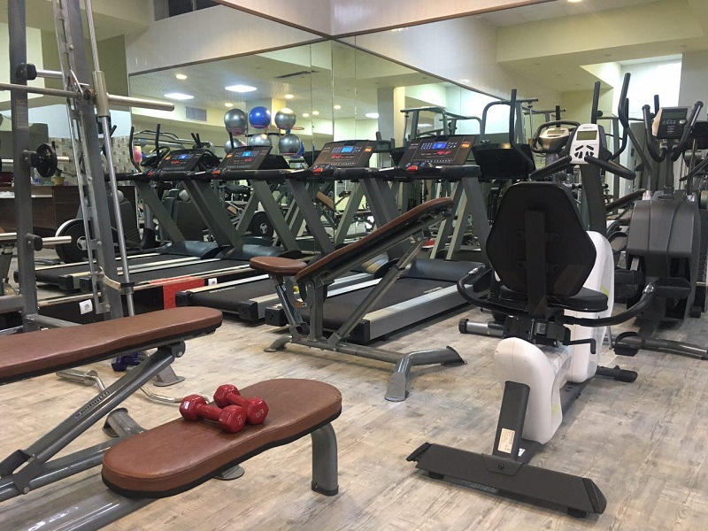 Fitness club for women mashhad  (5)