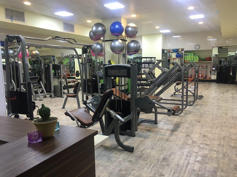 Fitness club for women mashhad  (6)