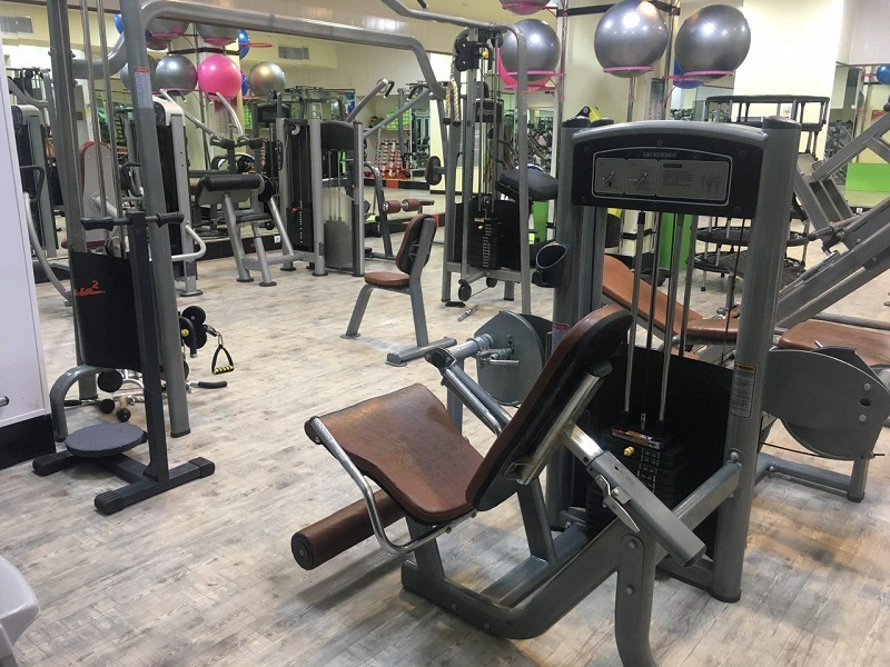 Fitness club for women mashhad  (7)