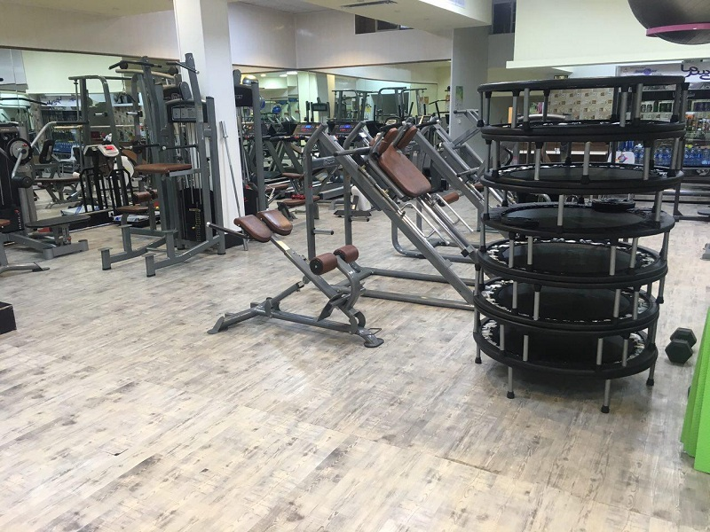 Fitness club for women mashhad  (9)